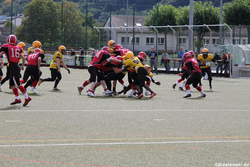 U17 Marburg Mercenaries vs. Frankfurt Pirates 049