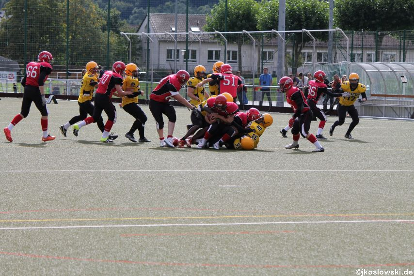 U17 Marburg Mercenaries vs. Frankfurt Pirates 051