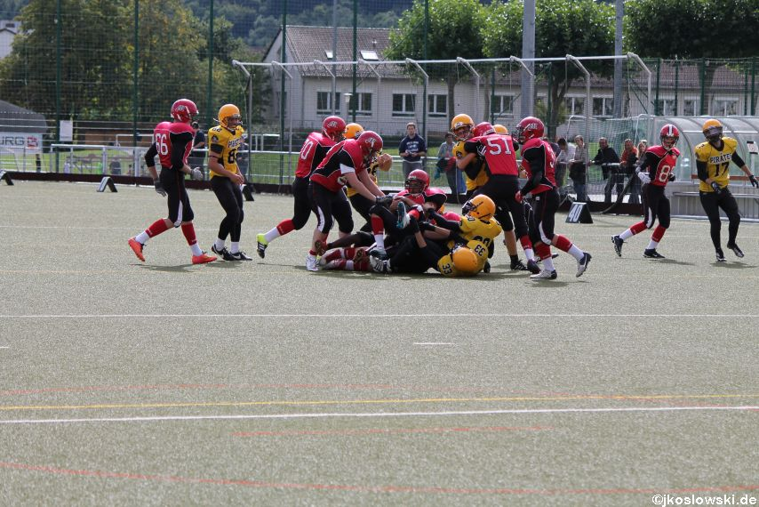 U17 Marburg Mercenaries vs. Frankfurt Pirates 052