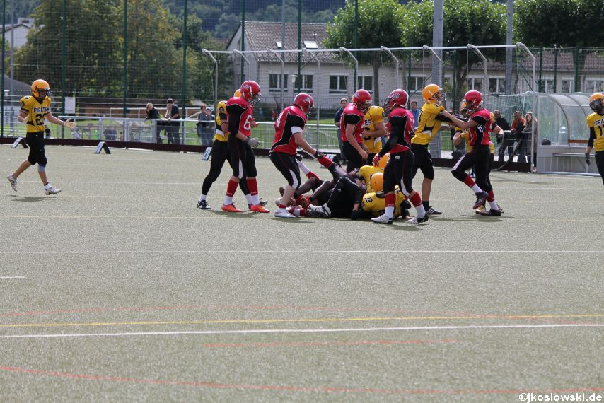 U17 Marburg Mercenaries vs. Frankfurt Pirates 054