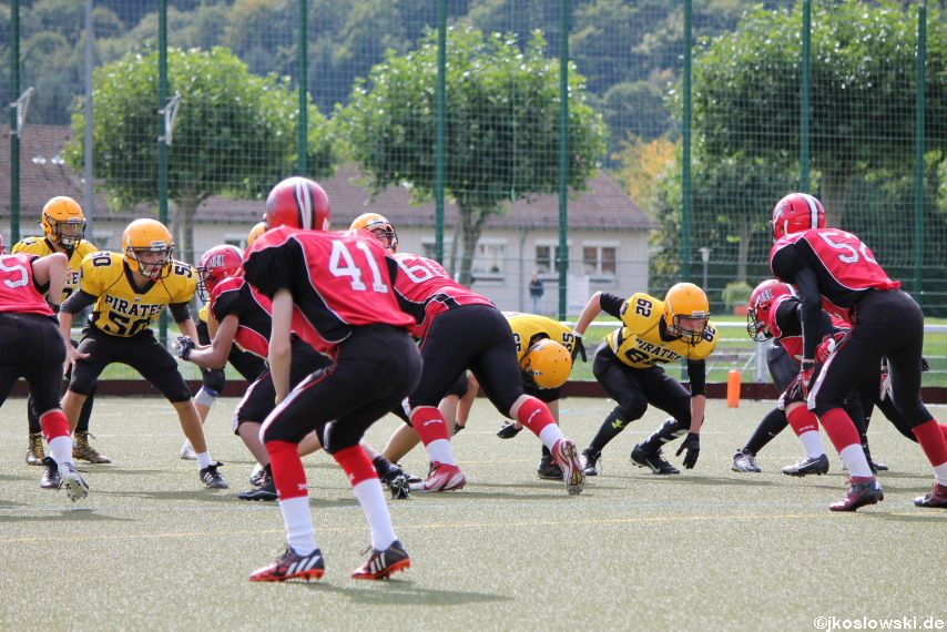 U17 Marburg Mercenaries vs. Frankfurt Pirates 060
