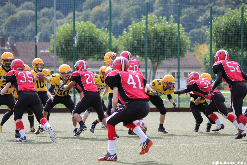 U17 Marburg Mercenaries vs. Frankfurt Pirates 061