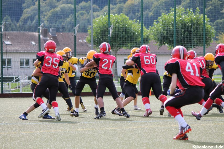 U17 Marburg Mercenaries vs. Frankfurt Pirates 062