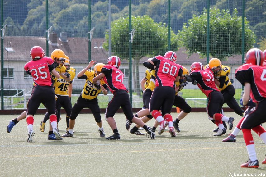 U17 Marburg Mercenaries vs. Frankfurt Pirates 063