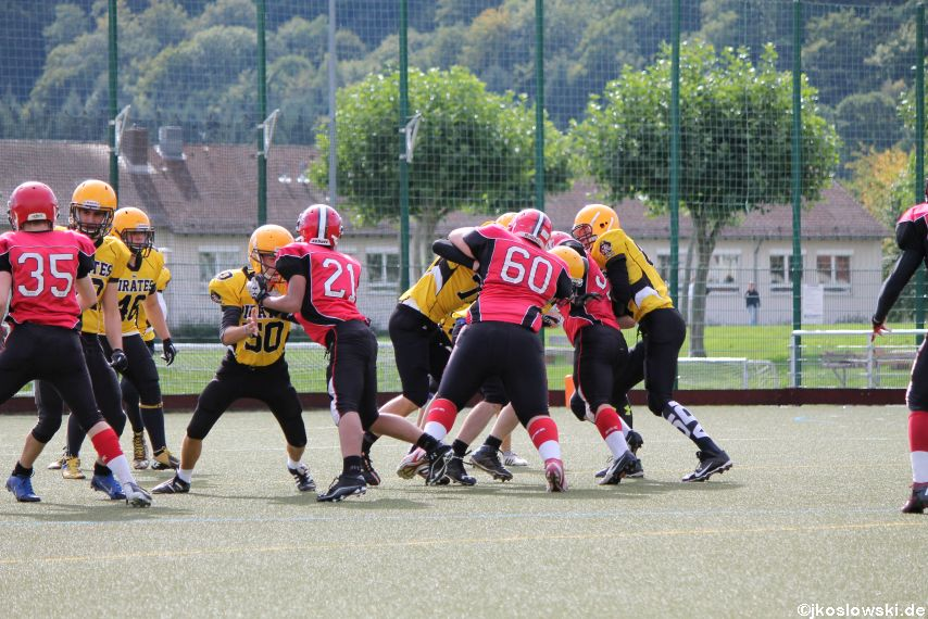 U17 Marburg Mercenaries vs. Frankfurt Pirates 064