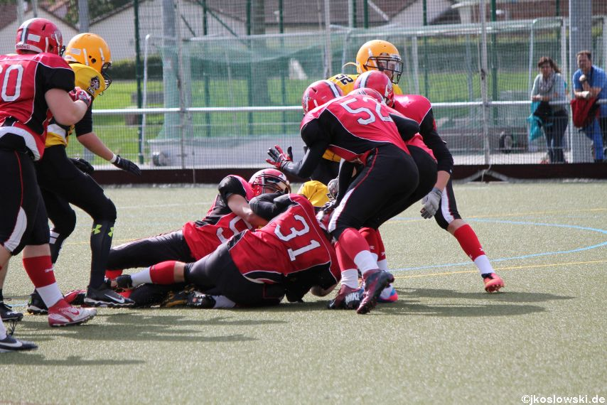 U17 Marburg Mercenaries vs. Frankfurt Pirates 074