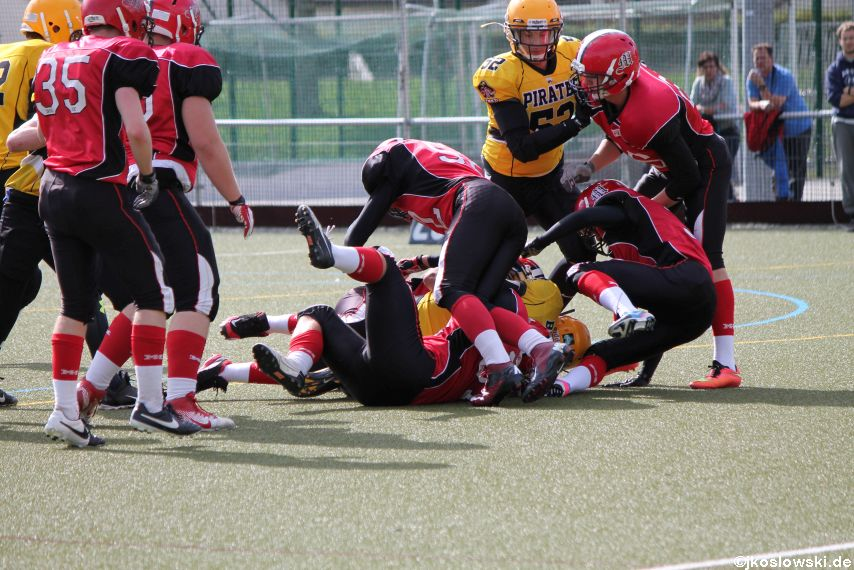U17 Marburg Mercenaries vs. Frankfurt Pirates 075