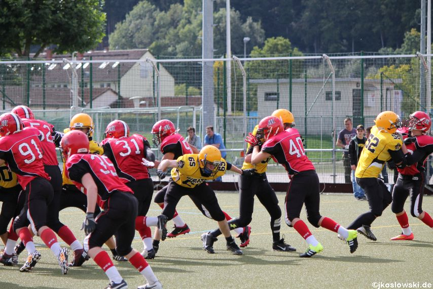 U17 Marburg Mercenaries vs. Frankfurt Pirates 076
