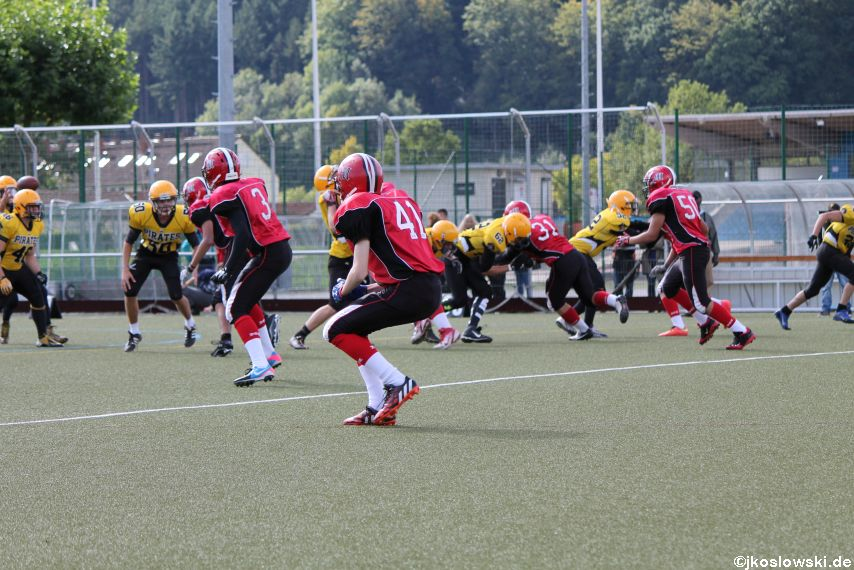 U17 Marburg Mercenaries vs. Frankfurt Pirates 081
