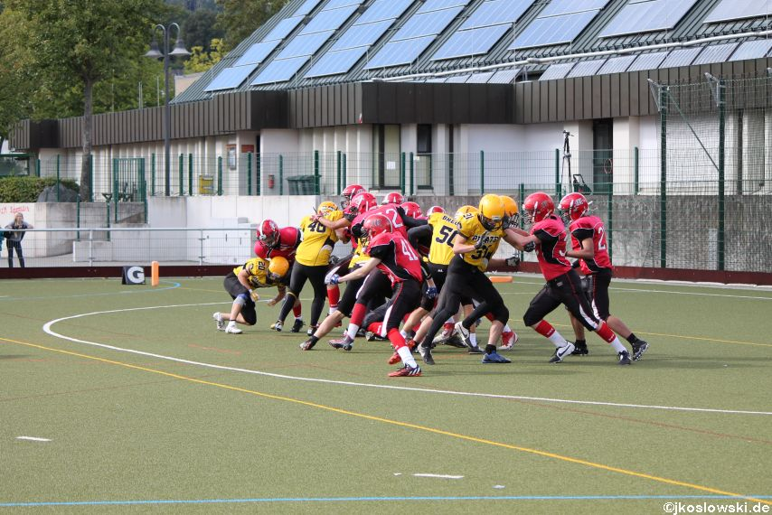U17 Marburg Mercenaries vs. Frankfurt Pirates 089