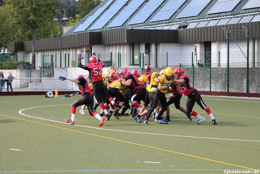 U17 Marburg Mercenaries vs. Frankfurt Pirates 090