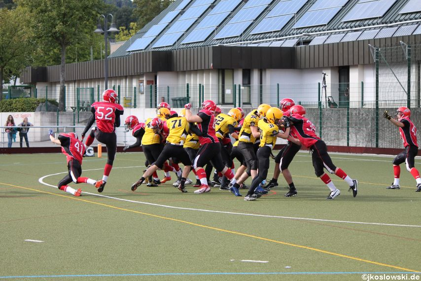 U17 Marburg Mercenaries vs. Frankfurt Pirates 091