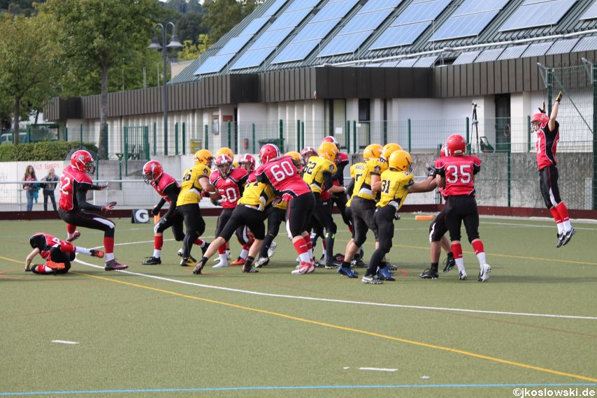 U17 Marburg Mercenaries vs. Frankfurt Pirates 092
