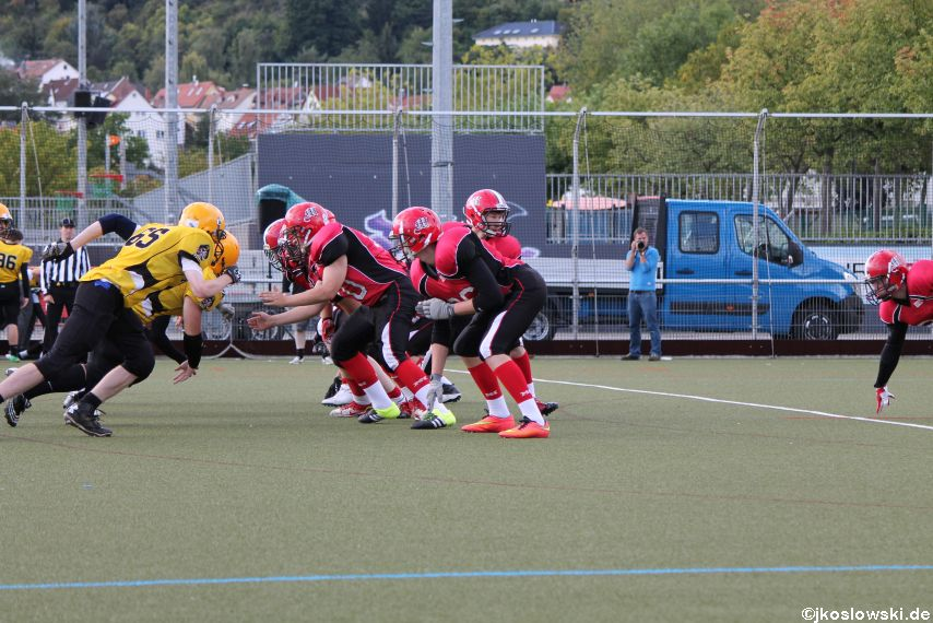 U17 Marburg Mercenaries vs. Frankfurt Pirates 093