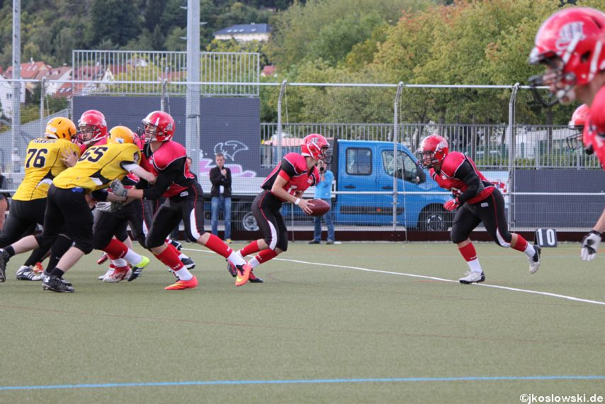 U17 Marburg Mercenaries vs. Frankfurt Pirates 094