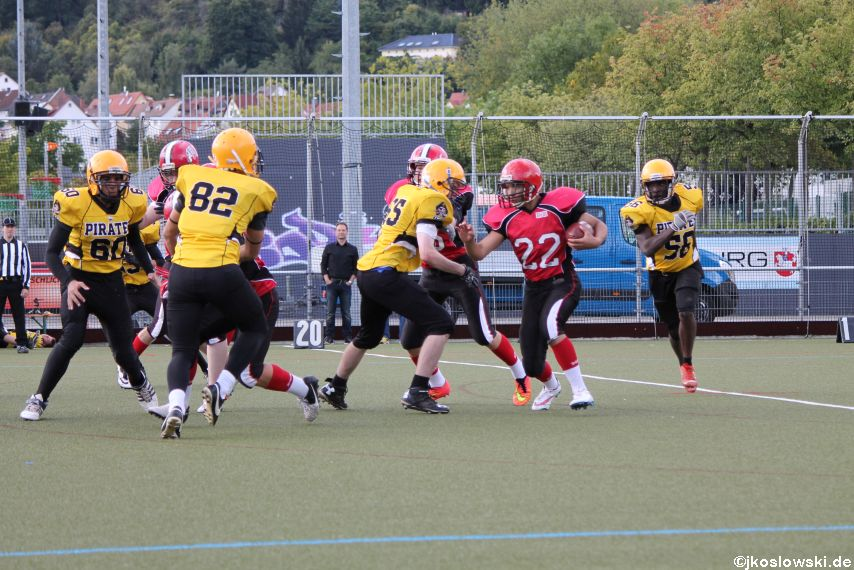 U17 Marburg Mercenaries vs. Frankfurt Pirates 096