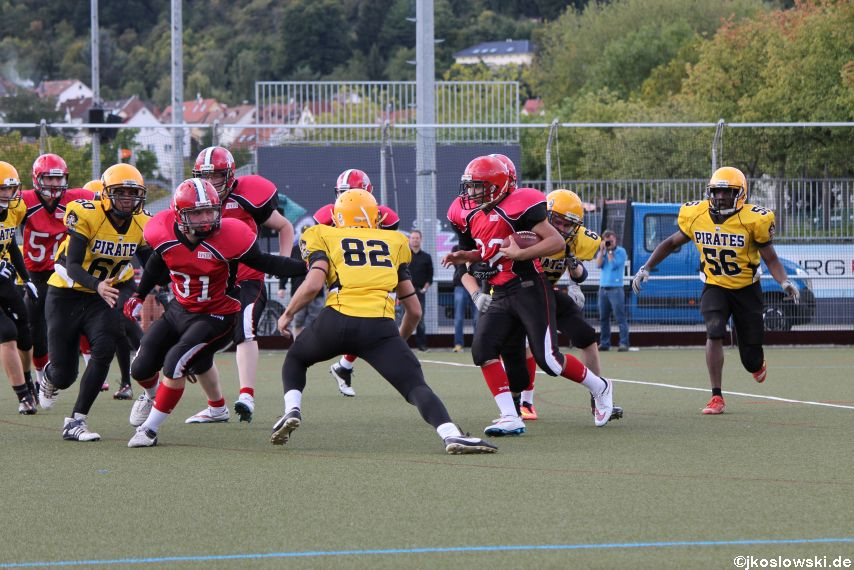 U17 Marburg Mercenaries vs. Frankfurt Pirates 097
