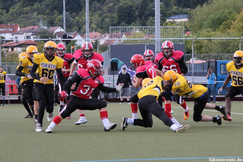 U17 Marburg Mercenaries vs. Frankfurt Pirates 098