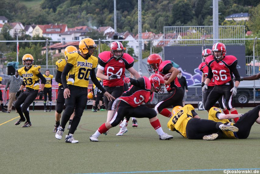 U17 Marburg Mercenaries vs. Frankfurt Pirates 099