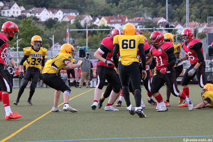U17 Marburg Mercenaries vs. Frankfurt Pirates 100