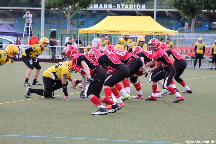 U17 Marburg Mercenaries vs. Frankfurt Pirates 101