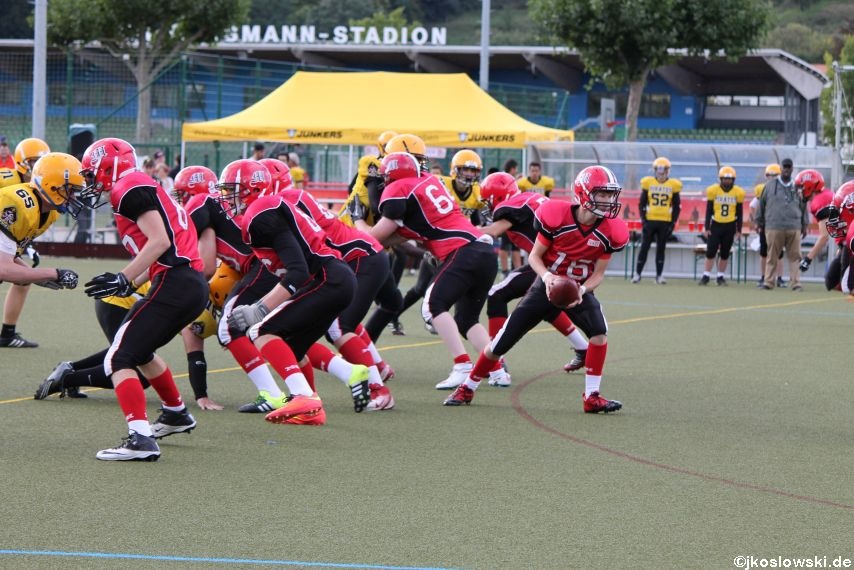 U17 Marburg Mercenaries vs. Frankfurt Pirates 102