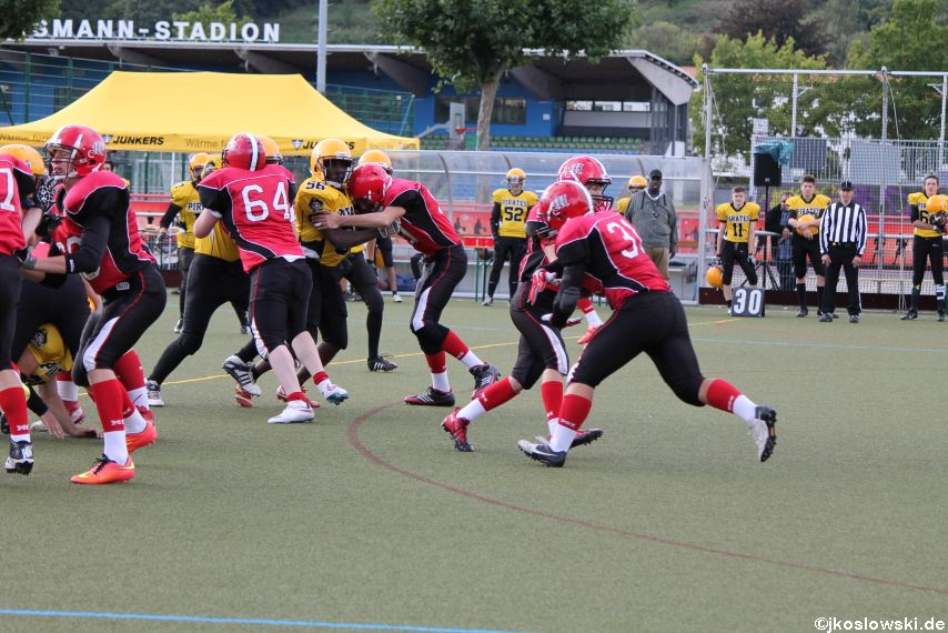 U17 Marburg Mercenaries vs. Frankfurt Pirates 103