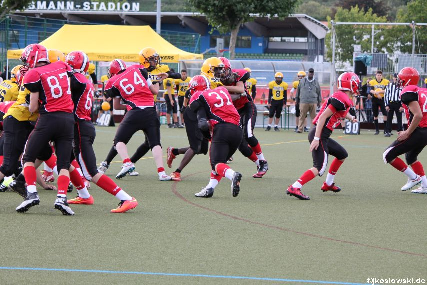 U17 Marburg Mercenaries vs. Frankfurt Pirates 104