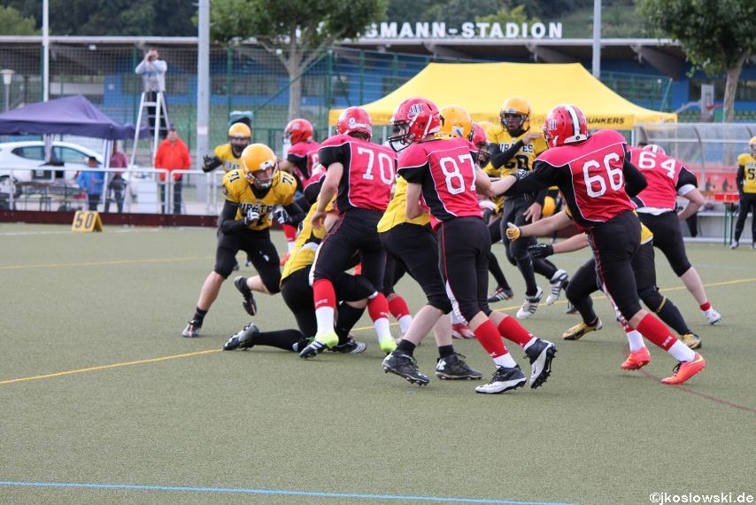 U17 Marburg Mercenaries vs. Frankfurt Pirates 107