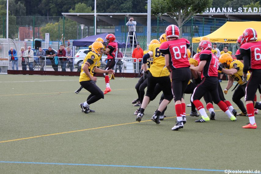 U17 Marburg Mercenaries vs. Frankfurt Pirates 109