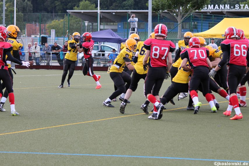 U17 Marburg Mercenaries vs. Frankfurt Pirates 110