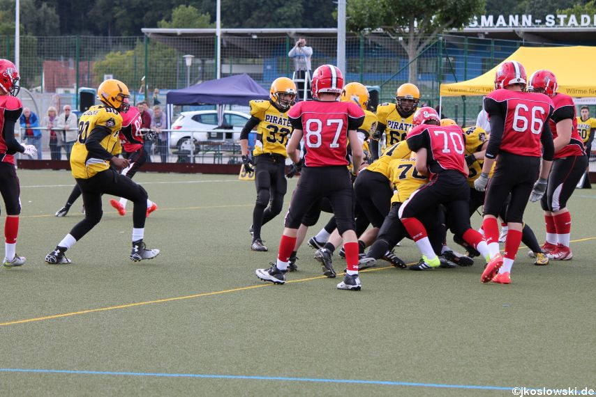 U17 Marburg Mercenaries vs. Frankfurt Pirates 111