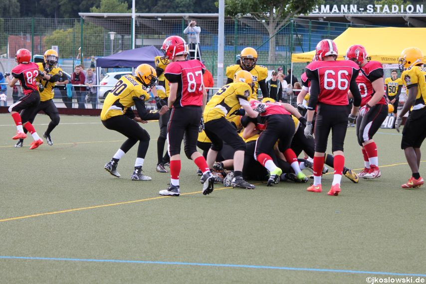 U17 Marburg Mercenaries vs. Frankfurt Pirates 112