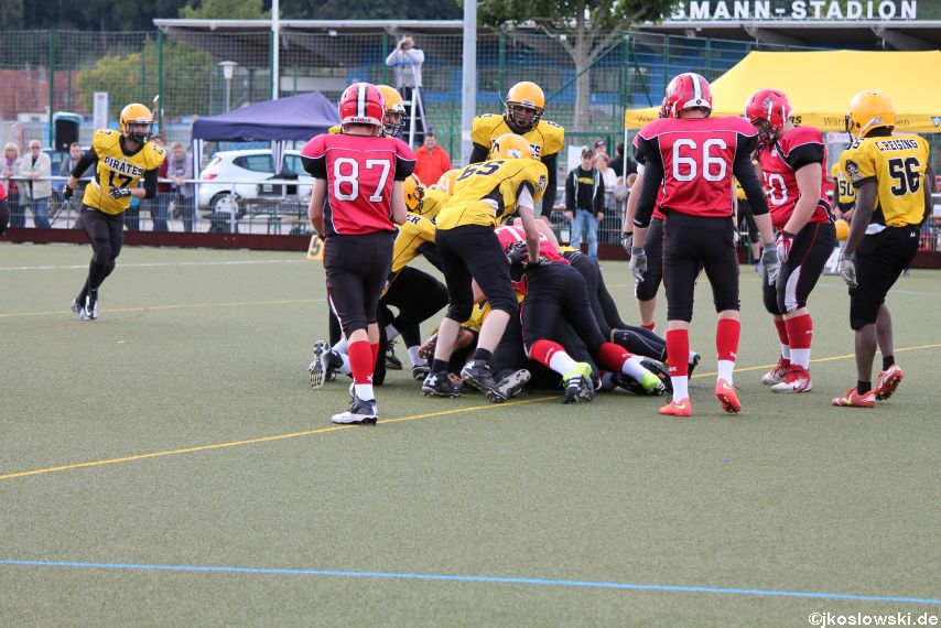 U17 Marburg Mercenaries vs. Frankfurt Pirates 113