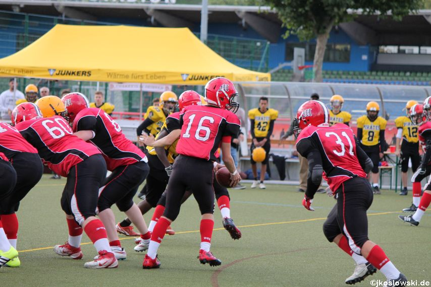 U17 Marburg Mercenaries vs. Frankfurt Pirates 115