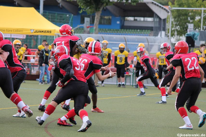 U17 Marburg Mercenaries vs. Frankfurt Pirates 116