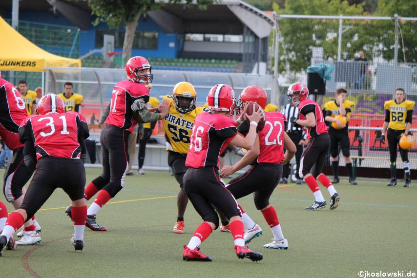 U17 Marburg Mercenaries vs. Frankfurt Pirates 117