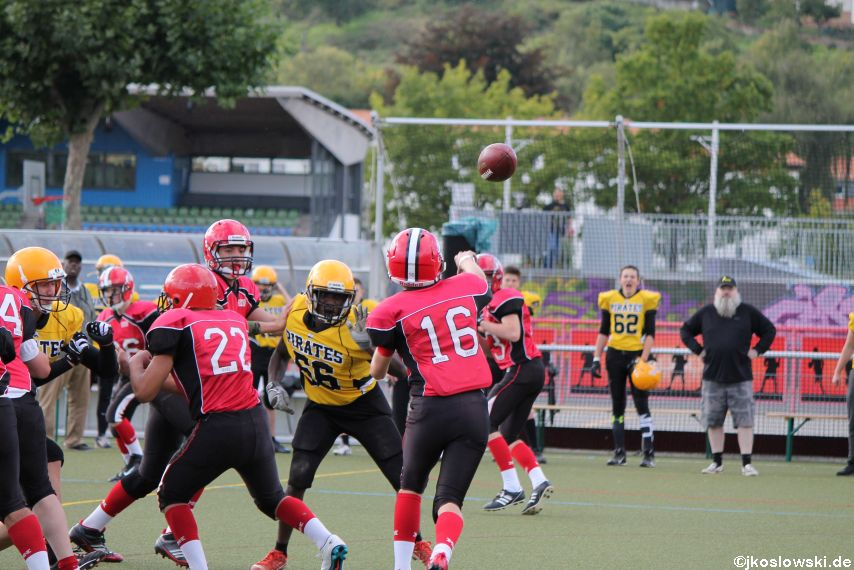 U17 Marburg Mercenaries vs. Frankfurt Pirates 118
