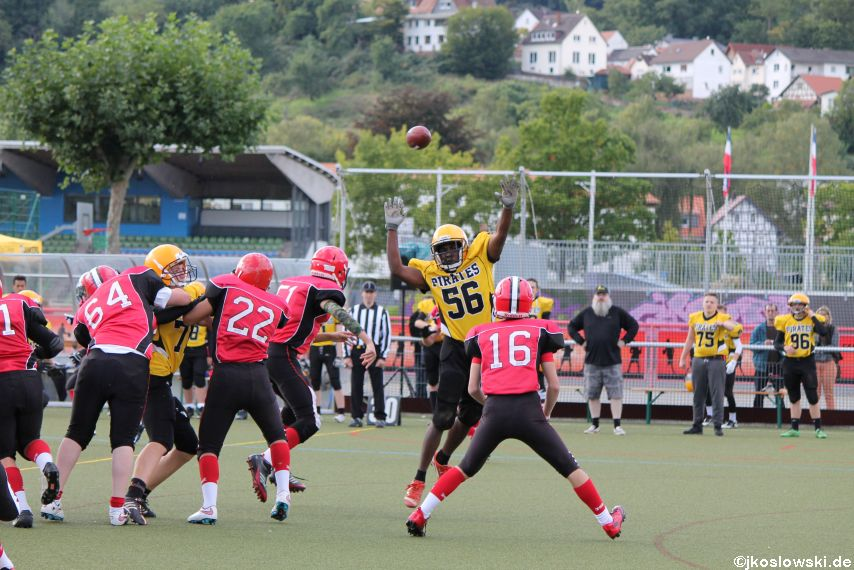 U17 Marburg Mercenaries vs. Frankfurt Pirates 119