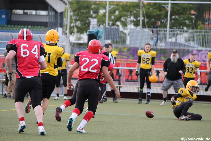 U17 Marburg Mercenaries vs. Frankfurt Pirates 120