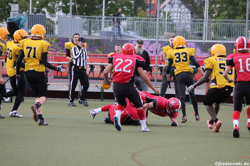 U17 Marburg Mercenaries vs. Frankfurt Pirates 121