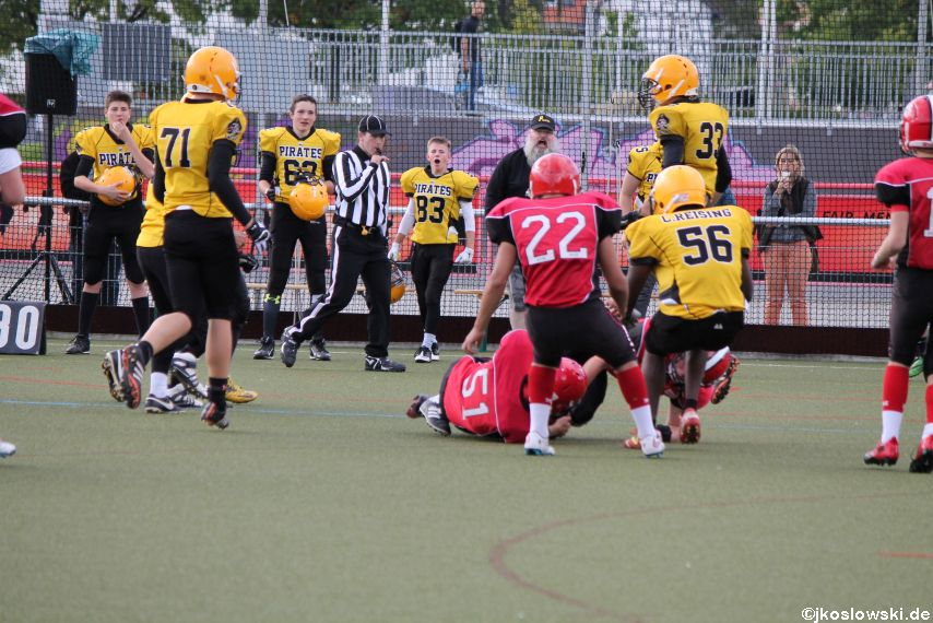 U17 Marburg Mercenaries vs. Frankfurt Pirates 122