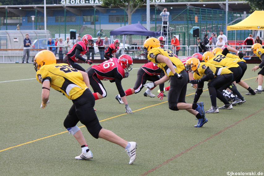 U17 Marburg Mercenaries vs. Frankfurt Pirates 124
