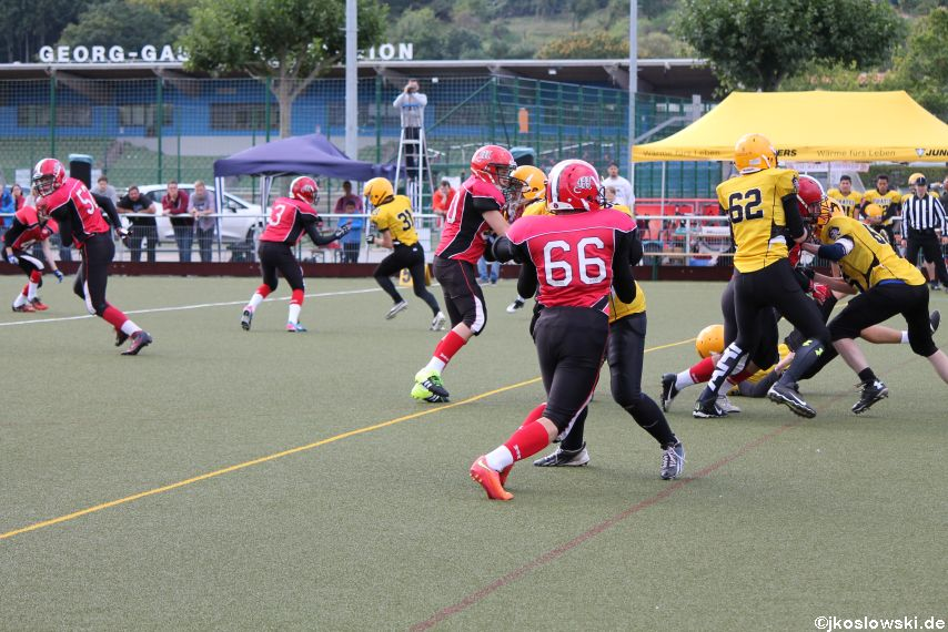 U17 Marburg Mercenaries vs. Frankfurt Pirates 125