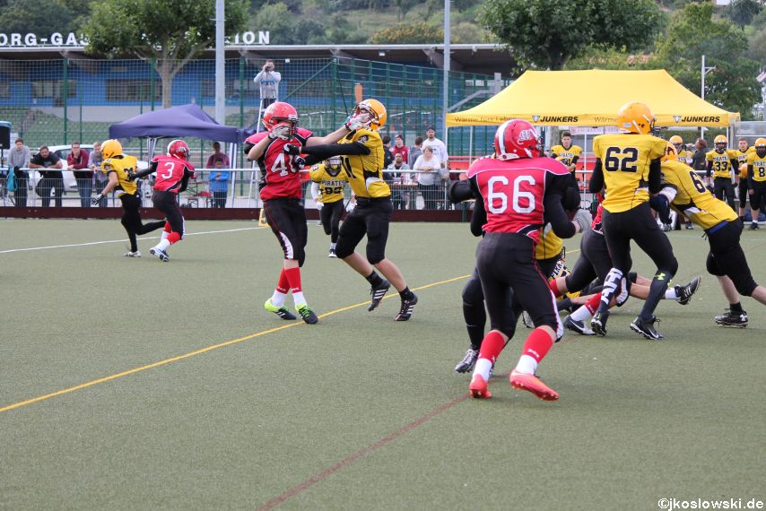 U17 Marburg Mercenaries vs. Frankfurt Pirates 126