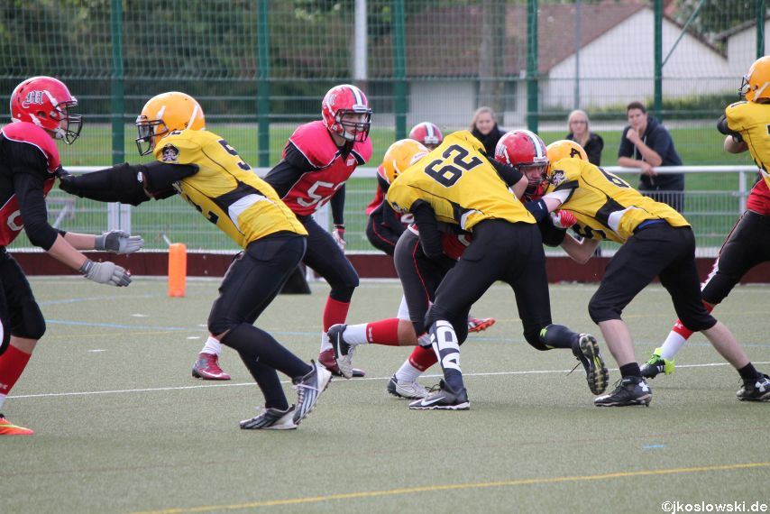 U17 Marburg Mercenaries vs. Frankfurt Pirates 128