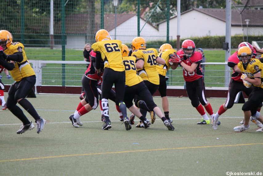 U17 Marburg Mercenaries vs. Frankfurt Pirates 129