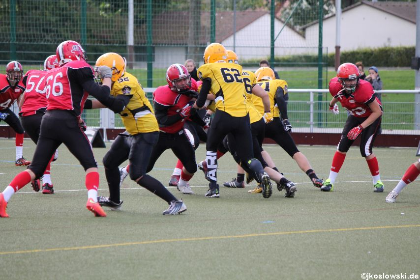 U17 Marburg Mercenaries vs. Frankfurt Pirates 130