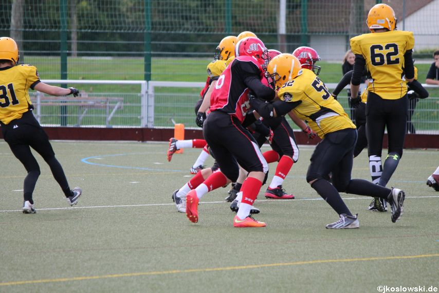 U17 Marburg Mercenaries vs. Frankfurt Pirates 131