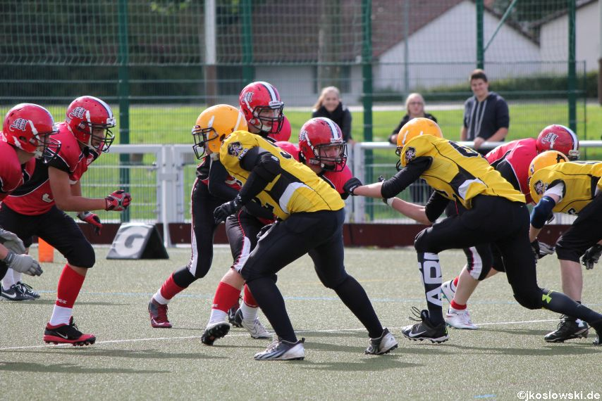 U17 Marburg Mercenaries vs. Frankfurt Pirates 132